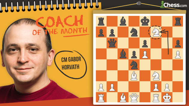Coach Of The Month: CM Gabor Horvath