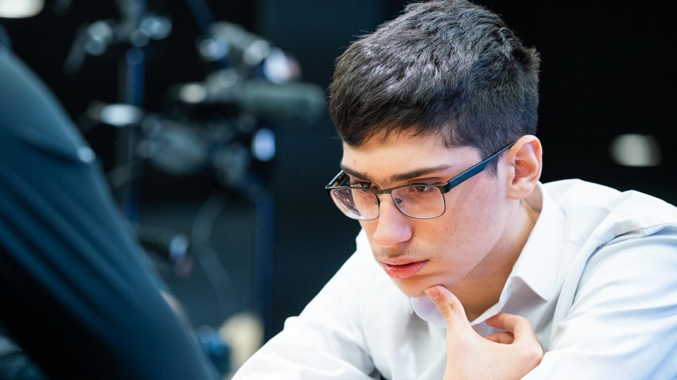 Alireza Firouzja, el jugador de ajedrez de moda