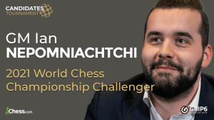 FIDE Kandidatenturnier 2021: Alle Informationen
