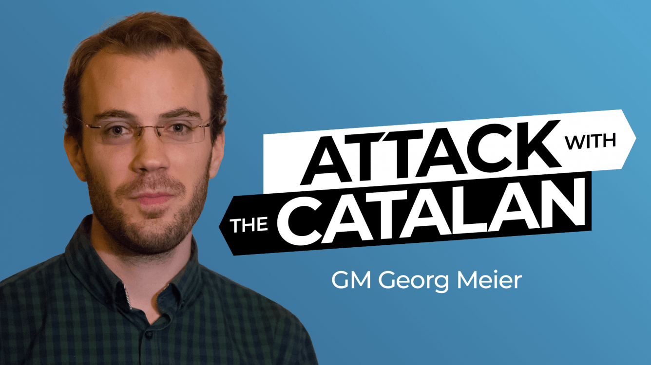 Attack with the Catalan!