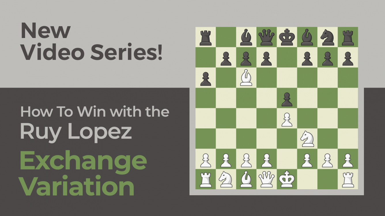 How To Win With Ruy Lopez Exchange Variation
