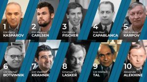 역사상 최고의 선수는? TOP10