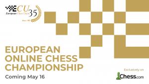 Register Now For The European Online Chess Championship