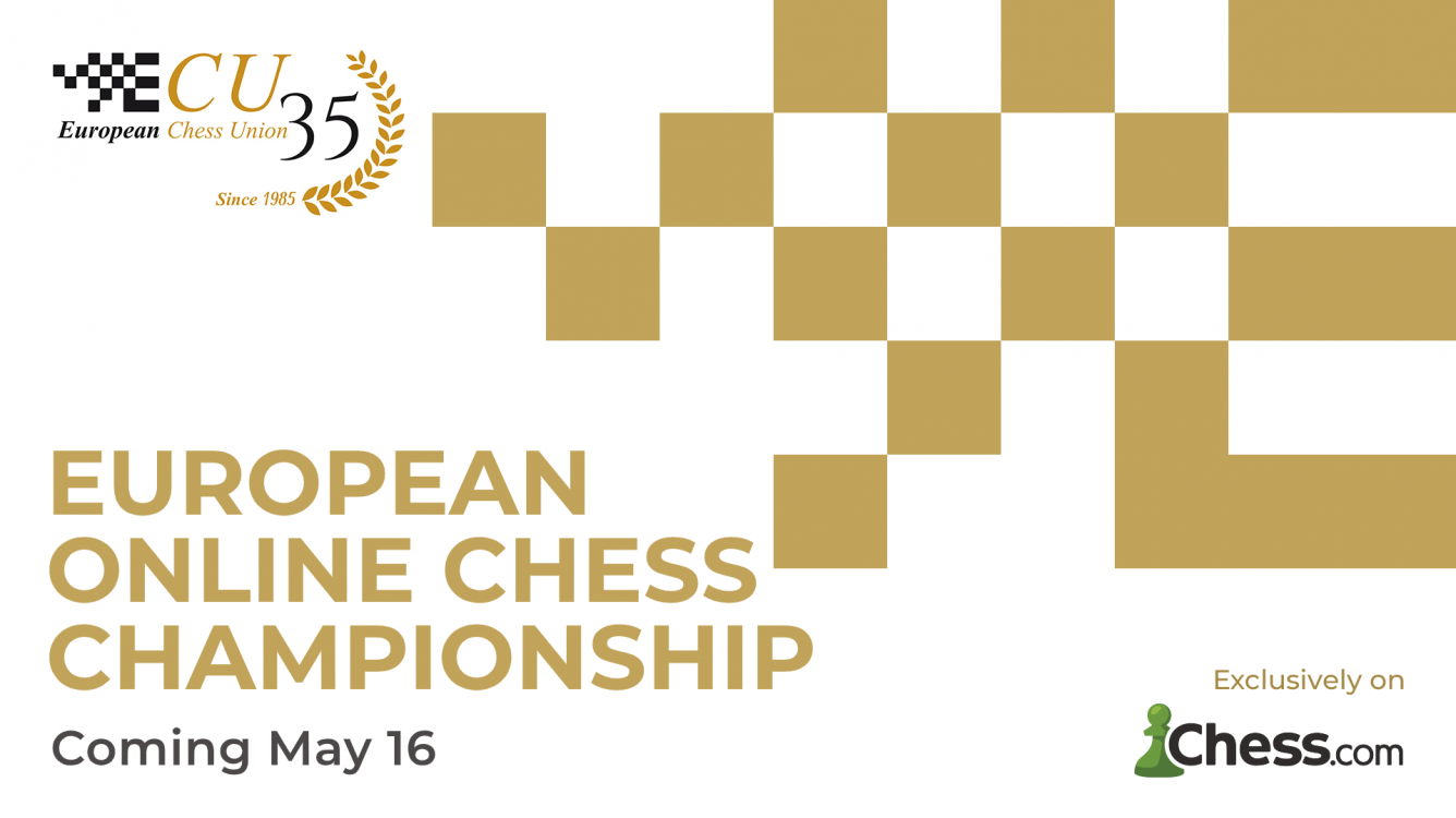 Register Now For The European Online Chess Championship