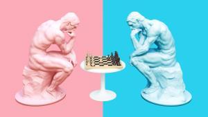 Арт-челлендж в шахматах