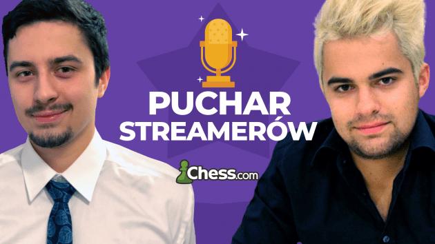 Ogłaszamy I Puchar Streamerów na Chess.com!