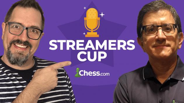 Anunciamos la Copa de Streamers de Chess.com