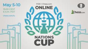 Broadcast The FIDE Chess.com Online Nations Cup On Your Website