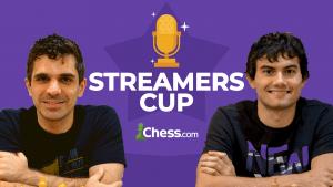 Anunciamos a Copa dos Streamers do Chess.com