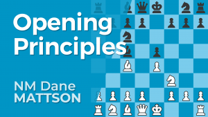 Learn Chess Opening Principles