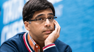 Vishy Anand Interview: 'It comes as a shock that people suddenly see you as the veteran'