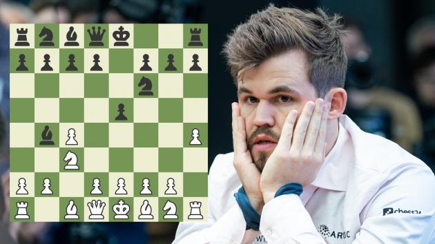 Карлсен против Таля