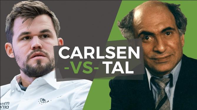 Carlsen gegen Tal