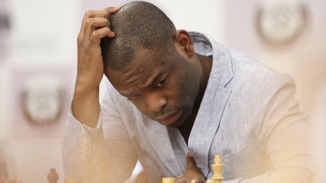 Шахматы и расизм: МГ Понтус Карлсcон