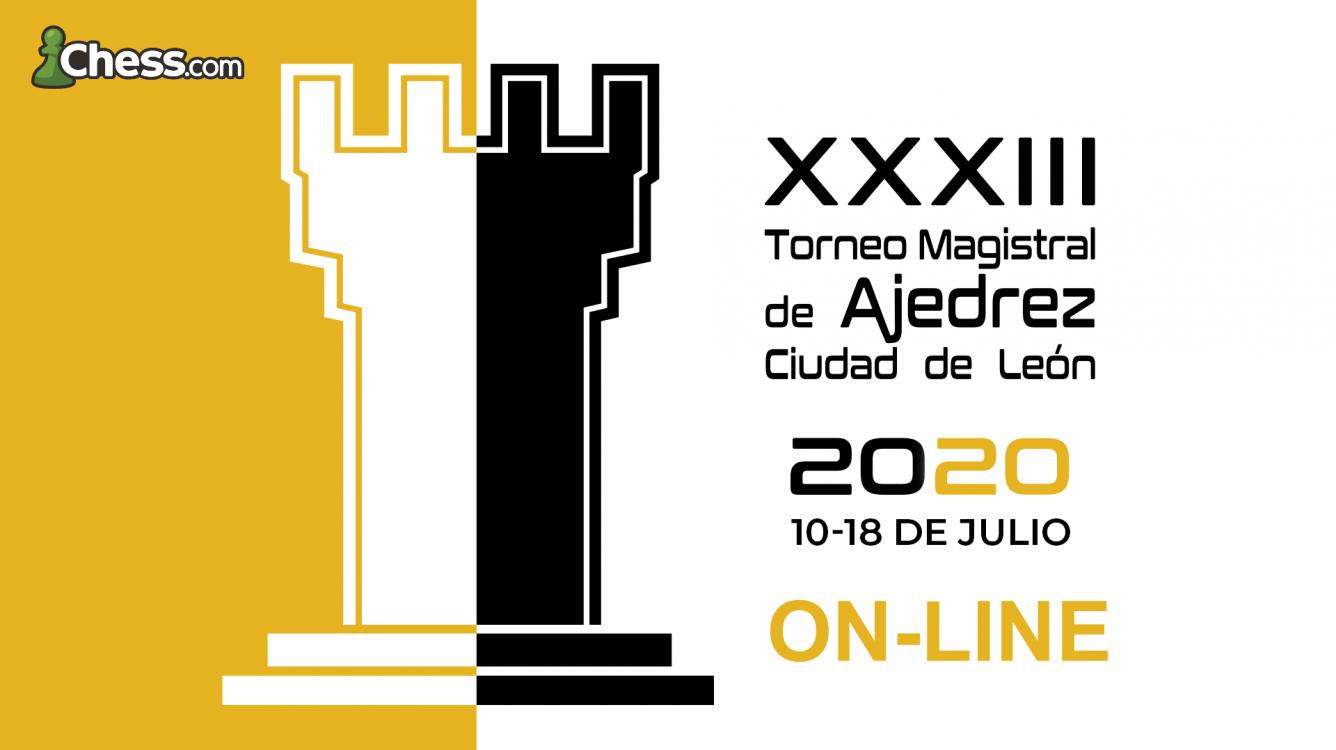 Festival de ajedrez Ciudad de León 2020