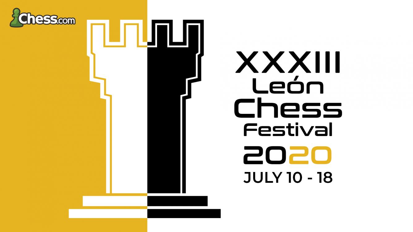 Today: Leon Chess Festival 2020