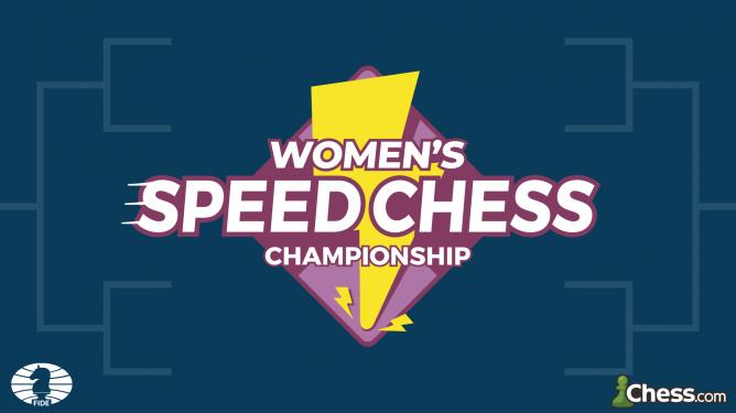 Le Speed Chess Championship féminin débaque !