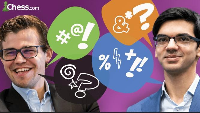 Carlsen gegen Giri: Die Trash Talk Edition