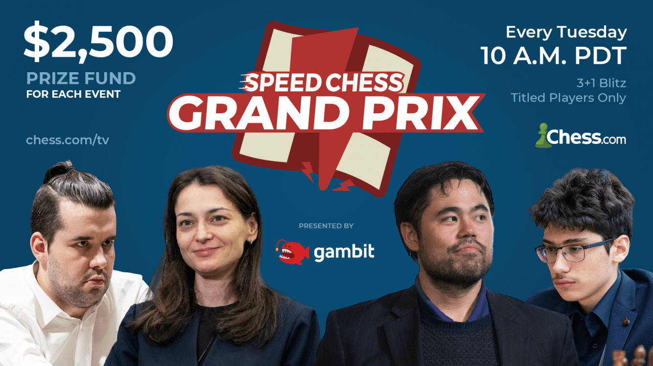 Speed Chess Championship Grand Prix
