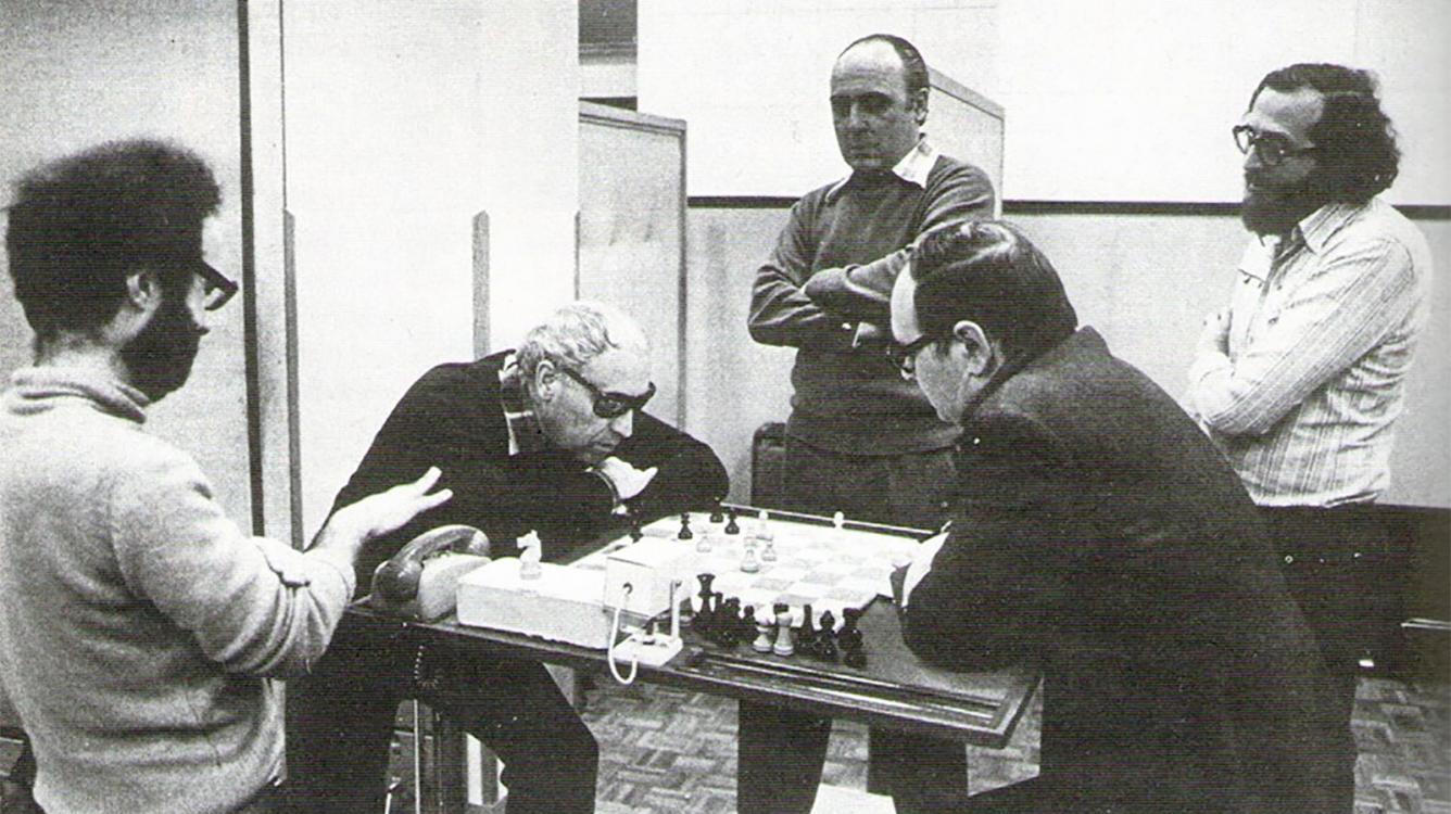 Ennio Morricone (1928-2020), Avid Chess Fan