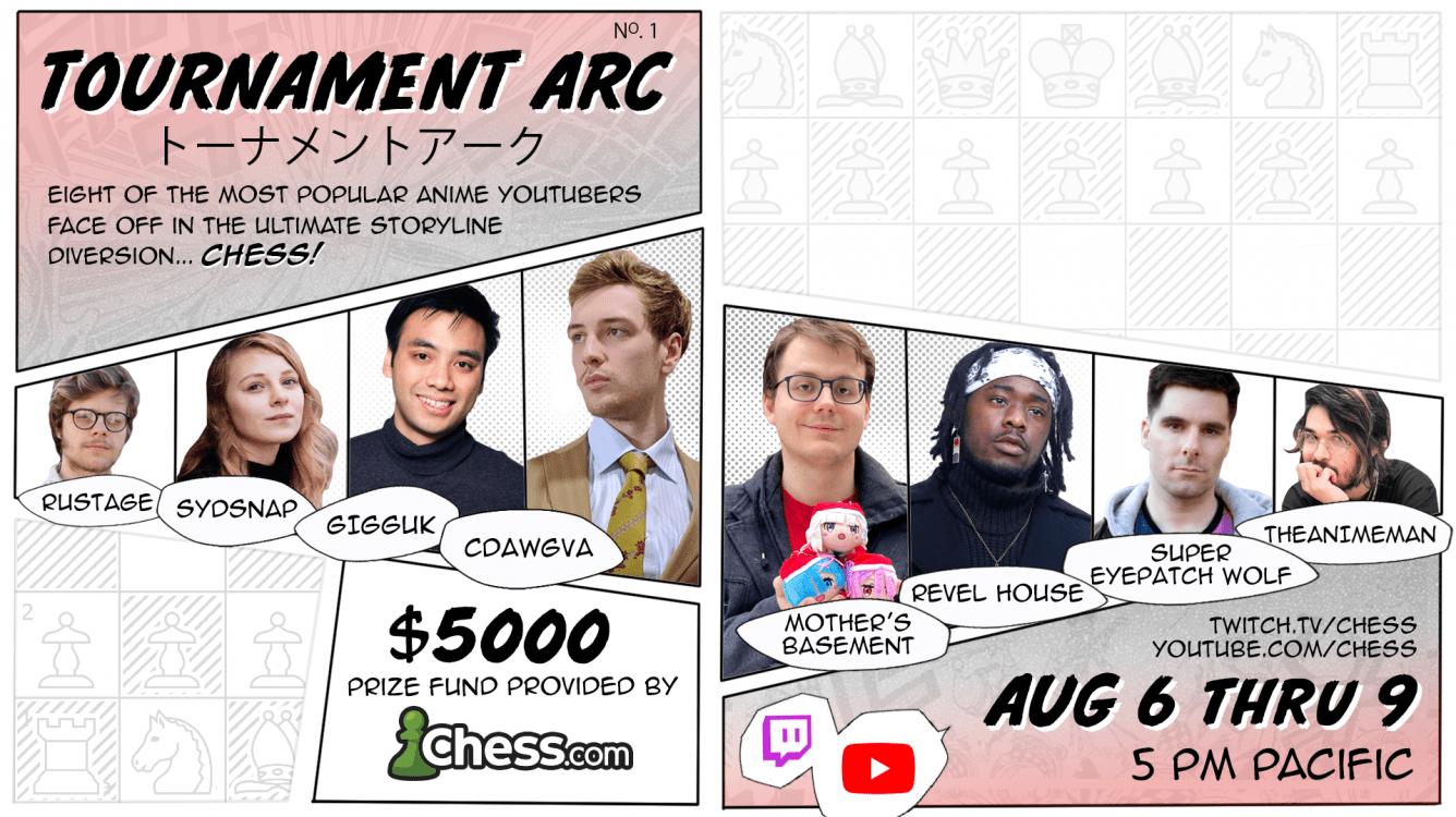 Tournament Arc