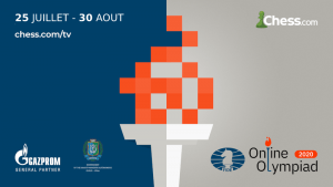 Les Olympiades FIDE en ligne