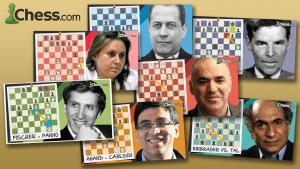 10 partidas muy instructivas para mejorar tu ajedrez