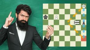 L'incroyable géométrie des échecs
