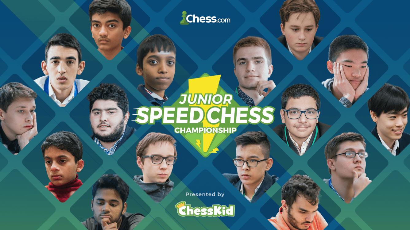 2020 Junior Speed Chess Championship