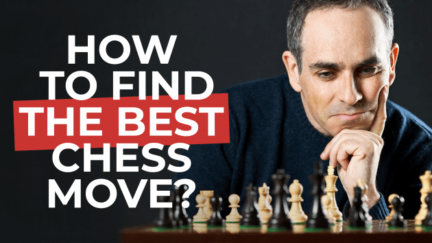 How To Find The Best Chess Move