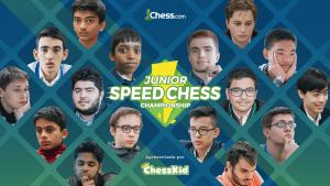 Junior Speed Chess Championship 2020