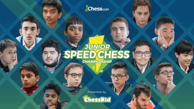 Die Junioren Speed Chess Championship 2020