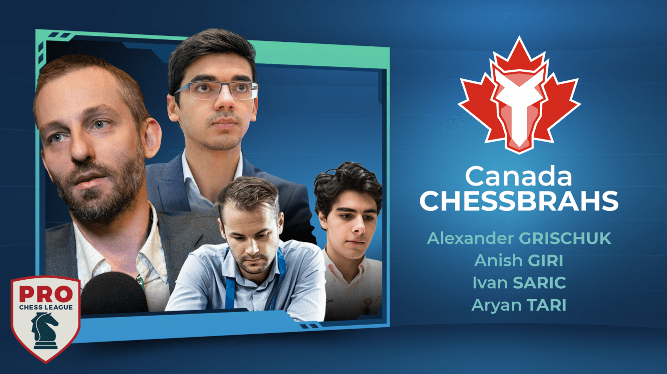 Road To The PCL Finals: Canada Chessbrahs