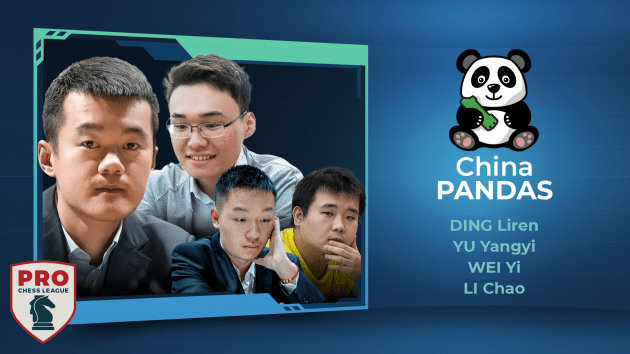 Road To The PCL Finals: China Pandas