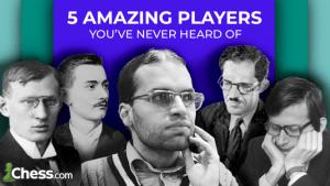 5 tierisch gute Schachspieler, von denen Ihr noch nie gehört habt