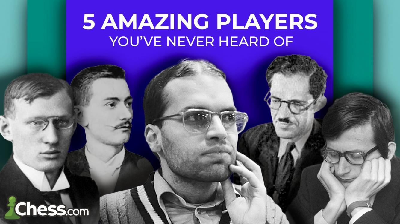 5 Fantasztikus Sakkozó, Akiről Még Sosem Hallottál