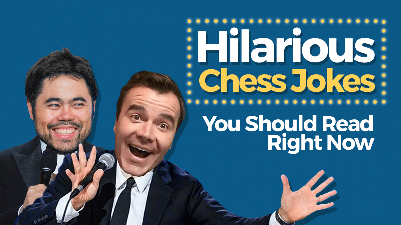 Hilarious Chess Jokes You Should Read Right Now