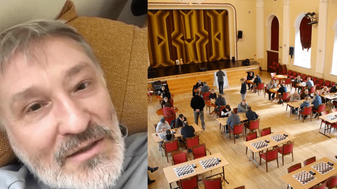 Игорь Раусис: Интервью Читера