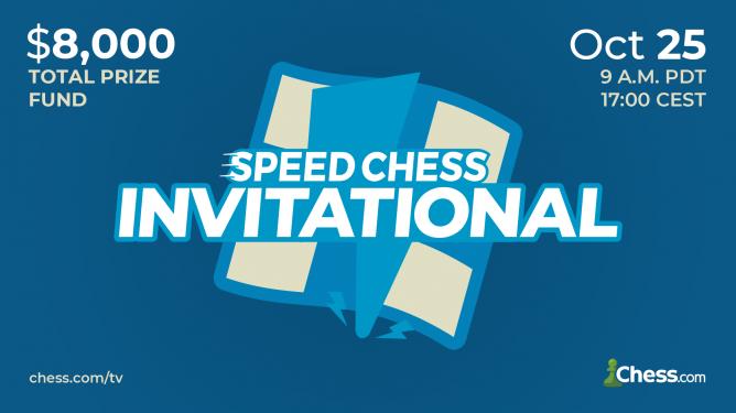 Speed Chess Championship Invitational