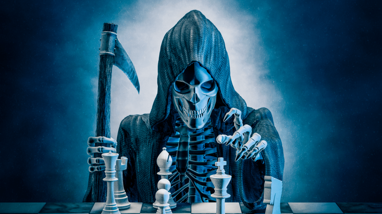 The Scariest Chess Moves You've Ever Seen