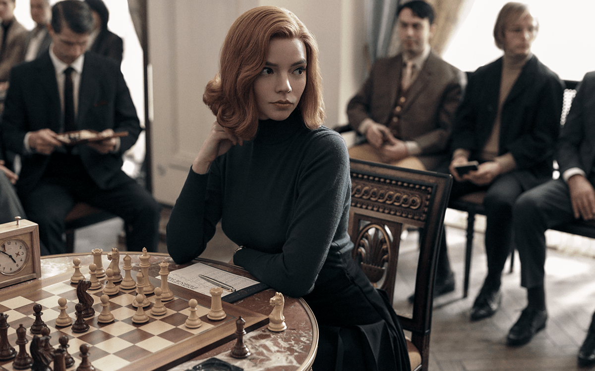 The Queen's Gambit On Netflix - All The Info