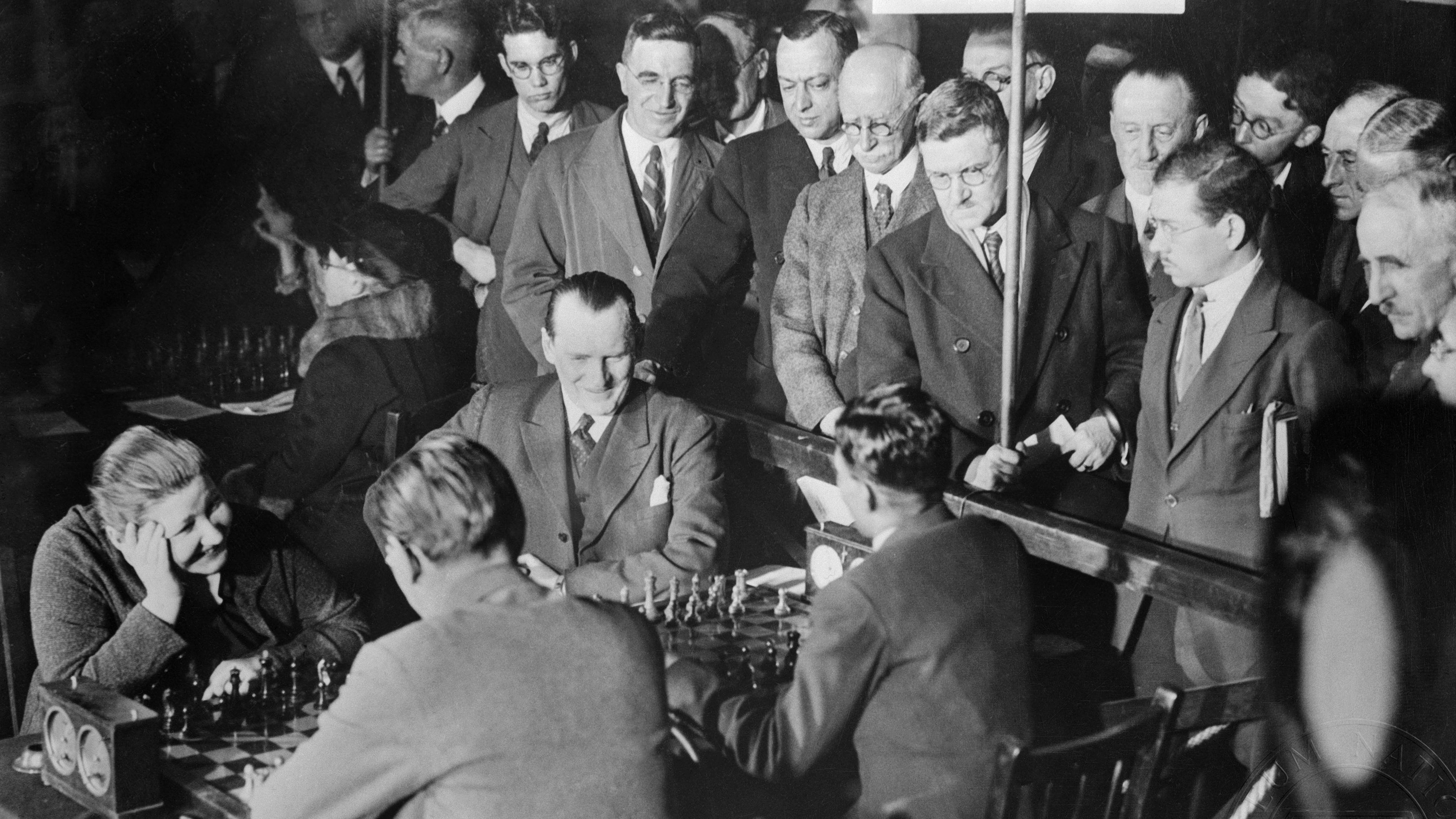 Vera Menchik The Real Life Beth Harmon Chess Com