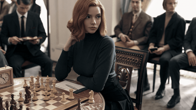 Le Jeu de la Dame sur Netflix - Toutes les infos