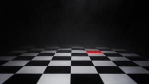 Das wichtigste Feld auf dem Schachbrett