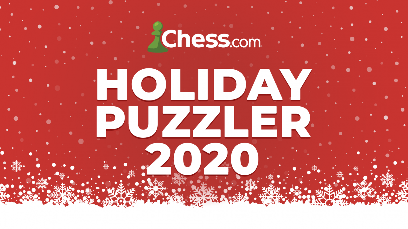 Can You Solve Our 2020 Holiday Puzzler?