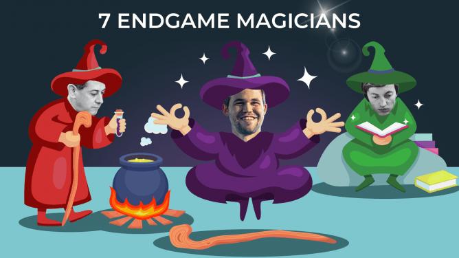 Sept magiciens des finales