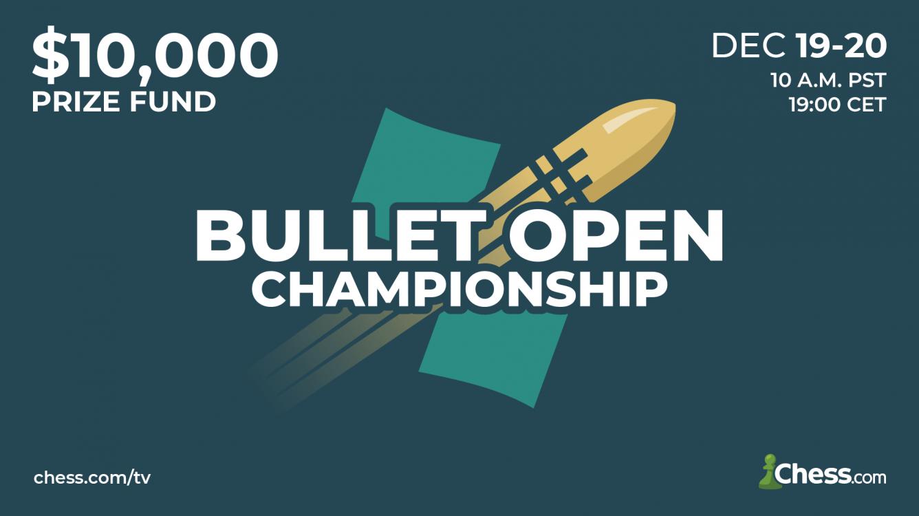 Chess.com Bullet Open Championship
