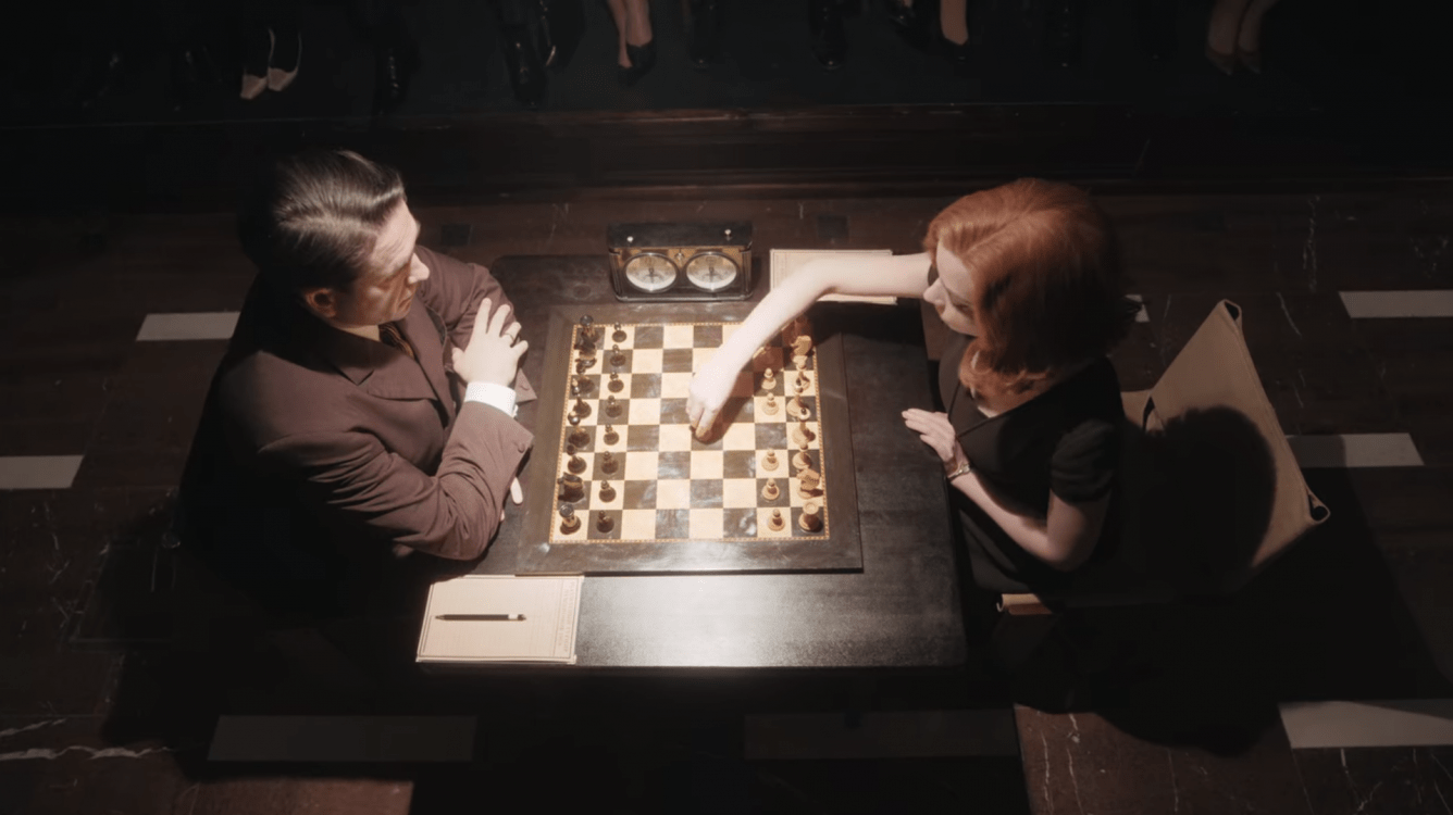 The Queen's Gambit: Every Chess Position