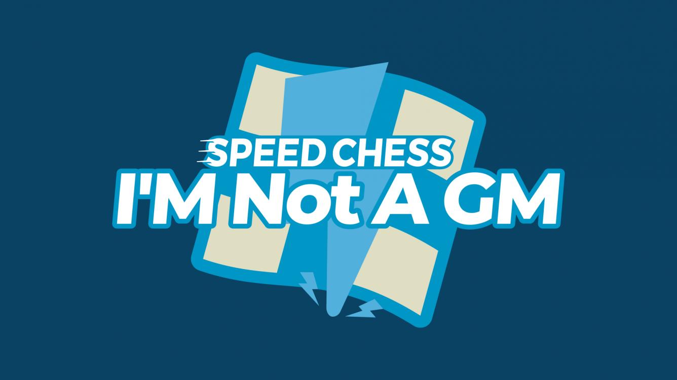 2021 I'M Not a GM Speed Chess Championship: Molina Beats Santeramo