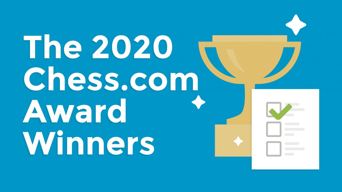 2020 Chess.com Award Winners